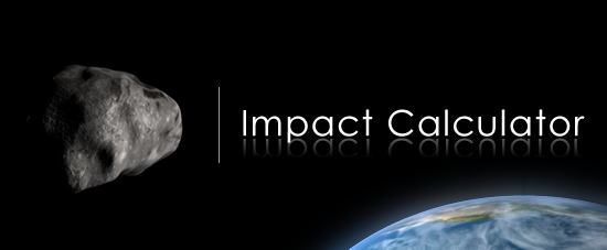 Impact Calculator. Click to launch.