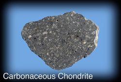 Carbonaceous chondrite
