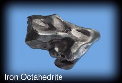 Nickel iron meteorite